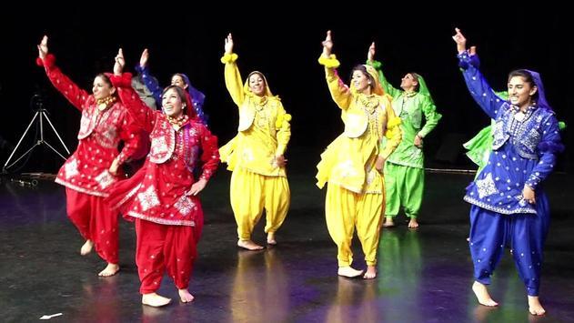 Punjabi Bangra Dance screenshot 1