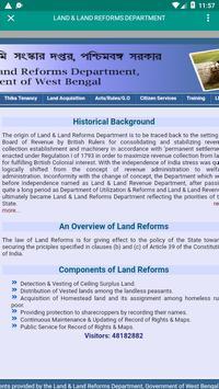 West Bengal Land Records screenshot 1