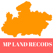 MP Land Records - bhuabhilekh icon