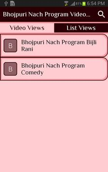 Bhojpuri Nach Program Video Hot Stage Dance Gana For Android Apk Download