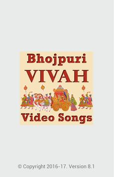 Bhojpuri Vivah Song VIDEOs poster
