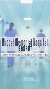 Bhopal Memorial Hospital poster