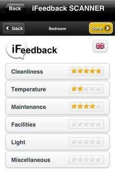 iFeedback ifbck.com apk screenshot