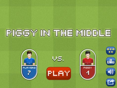 World Cup Piggy in the Middle apk screenshot