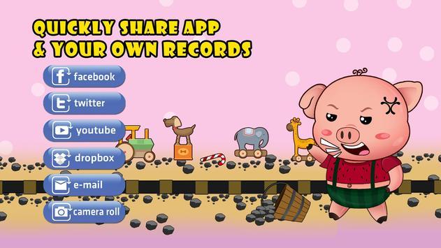 Piggy On The Railway screenshot 3