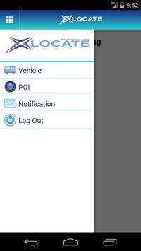 Xlocate apk screenshot