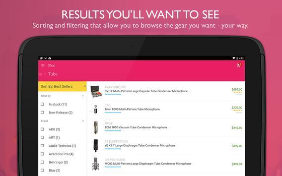B&H Photo Video Pro Audio apk screenshot