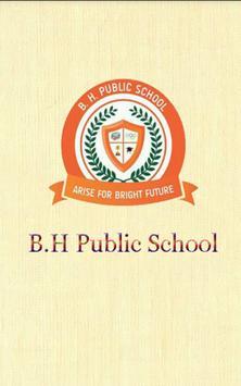 Bh Public School poster