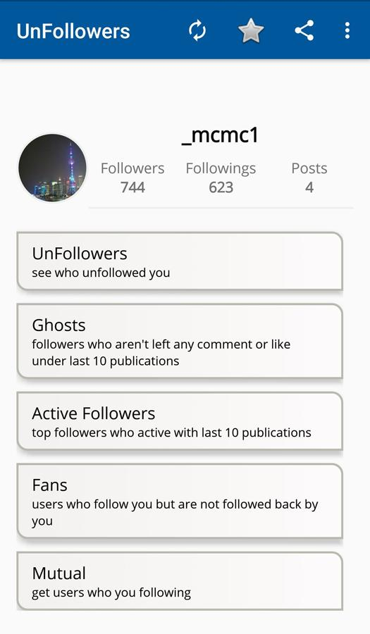 Unfollowers for Instagram & Non Follower for Android - APK Download