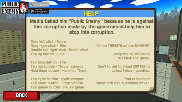 Public Enemy screenshot 4