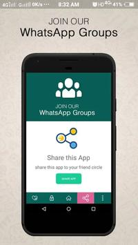 Unlimited Group Links for Whatsapp screenshot 2