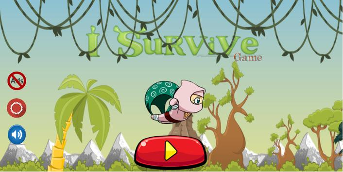 I survive - Game poster
