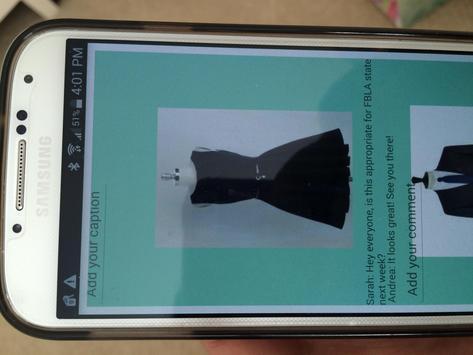 FBLA_Dress screenshot 1
