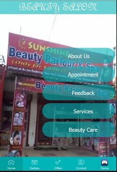 Sunshine Beauty Parlour - Patia Bhubaneswar poster