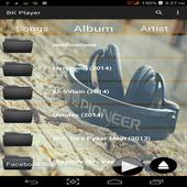 BK Media Player icon