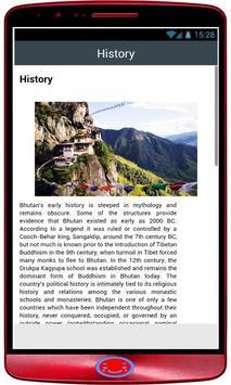 Bhutan History poster