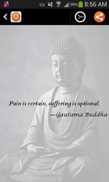 Quotes by Buddha apk screenshot