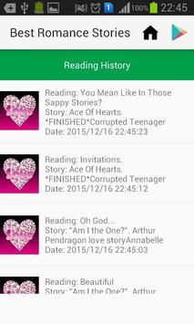 Best Romace, Love Stories apk screenshot