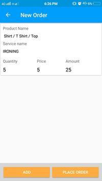 Dhobi Uncle - A laundry App screenshot 3