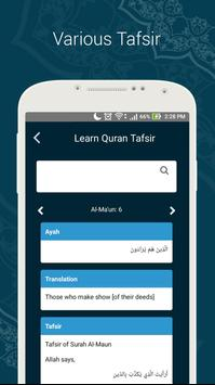 Learn Quran Tafsir: Google for Quran apk screenshot