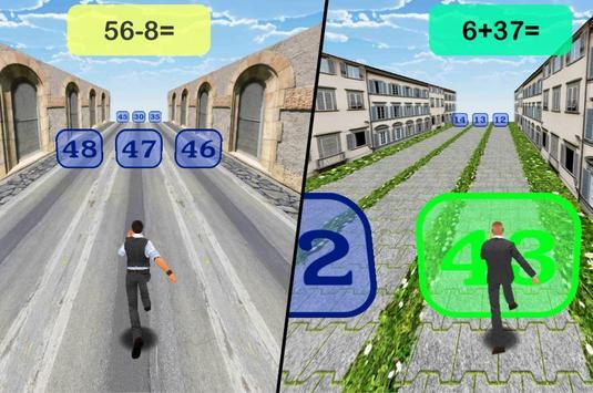 Math Run screenshot 4