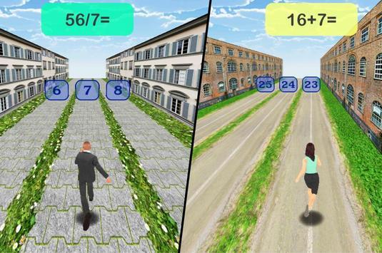 Math Run screenshot 5