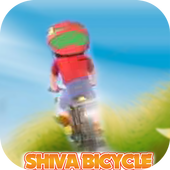 Adventure Shiva Bicycle : Race Run icon