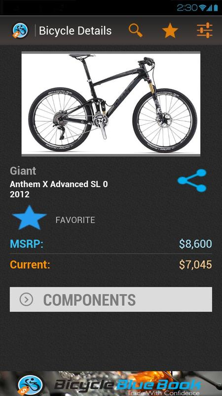 Bicycle Blue Book For Android Apk Download