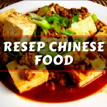 Resep Chinese Food poster