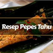 Resep Pepes Tahu icon