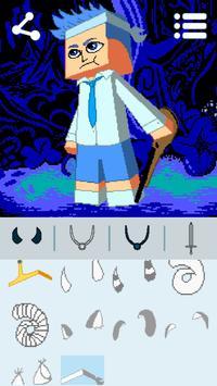 Avatar Maker: Cube Games 截圖 11