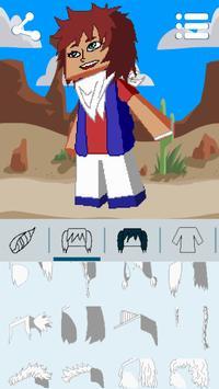 Avatar Maker: Cube Games 截圖 14
