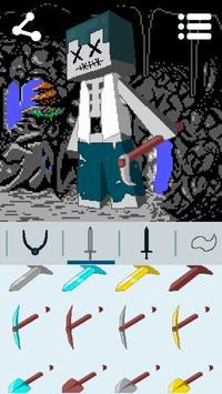Avatar Maker: Cube Games 截圖 1