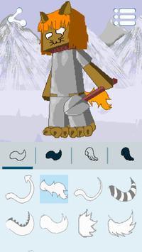 Avatar Maker: Cube Games 截圖 23