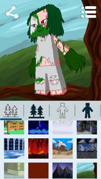 Avatar Maker: Cube Games 截圖 20