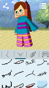 Avatar Maker: Cube Games 截圖 21