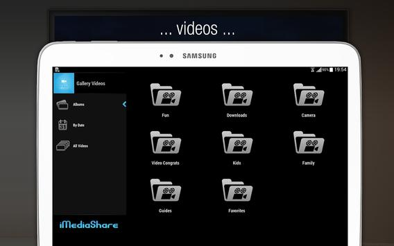 iMediaShare screenshot 10