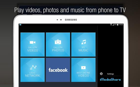 iMediaShare screenshot 6