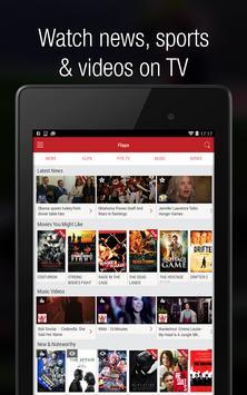 Flipps – Movies, Music & News screenshot 14