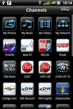 O!MediaShare apk screenshot