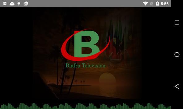Biafra TV poster
