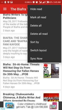 Biafra News Feeds apk screenshot