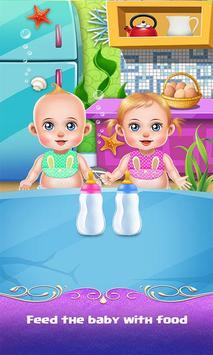 My mermaid baby care screenshot 4