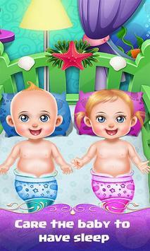 My mermaid baby care screenshot 2