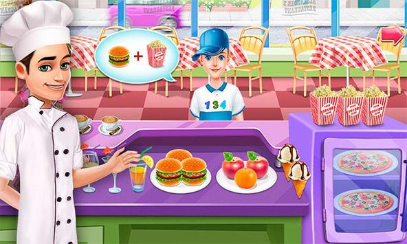 Master Chef Cooking story screenshot 3