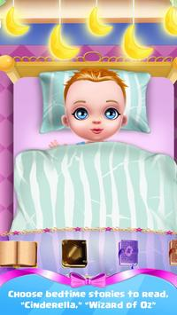 Sweet babysitter - Kids game apk screenshot
