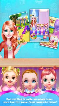Sweet babysitter - Kids game screenshot 1