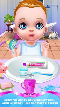 Sweet babysitter - Kids game screenshot 2