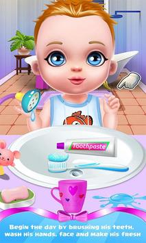 Sweet babysitter - Kids game screenshot 8