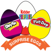 Eggs Surprise Play Duh icon